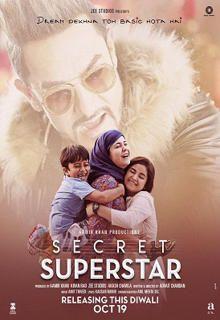 Secret Superstar (2017) Movie Torrent Download PreDVD