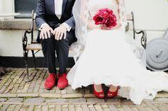 Wedding Annieke + Jonathan