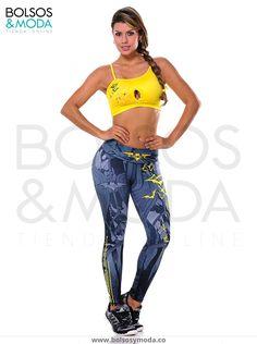 Traje Deportivo Funcional Anatómico y de diseño original Leggins Deportivos 6a104a5f03d3