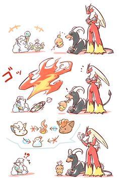 Pokemon Comics, Pokemon Funny, Pokemon Memes, Pokemon Fan Art, Anime Comics, Cartoon As Anime, Cartoon Memes, Anime Manga, Pokemon Stories