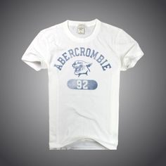 Camiseta Abercrombie Masculina Original dos EUA - TSAFH-10067 Abercrombie Men, Onesies, T Shirt, Clothes, Fashion, Usa, The Originals, Supreme T Shirt, Men's