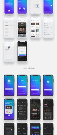 索菲亚移动UI工具包 - UI8上的UI工具包 Ui Design Mobile, App Ui Design, Interface Design, User Interface, Android App Design, Android Ui, Likes App, Email Design Inspiration, Beau Site