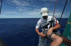 Brad Marsh / Leg 6 - Day 10 / Groupama in the Volvo Ocean Race / Credit : Yann Riou