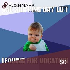 Whoop Whoop almost vacation time Leaving until August 8th get it now or you'll have to wait!!!! Other