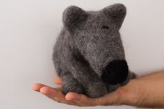 wolfy by tutseetoy on Etsy, $72.00