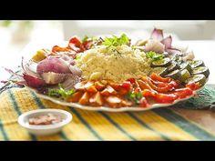 12 Receitas vegetarianas e vegans das arábias [vídeos]   UniPlanet