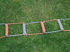 Rope Ladder #camping #outdoors #knots #survival #treehouse