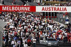 Melbourne 17.03.2013 Albert Park Melbourne, Melbourne Australia, Adelaide Street, Australian Grand Prix, Phillips Island, Formula One, World Championship, First World, Circuit
