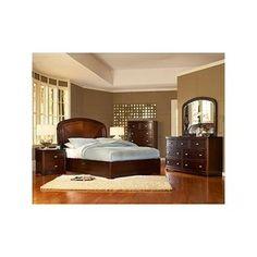 Ashfield 4piece Queen Storage Bedroom Set Hopefully I get to