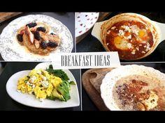 4 Scrumptious Breakfast Ideas   Beautycrush - YouTube
