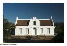 Bahamas House, Cape Dutch, Dutch House, Dutch Colonial, Colonial Architecture, Old Buildings, South Africa, Holland, Entrance