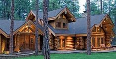 Standout Cabin Designs . . . An Amazing Array Of Exciting Plans!
