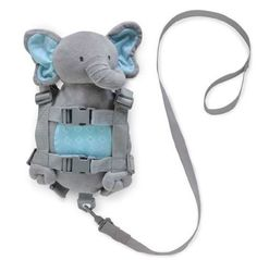 33a70af4f Carters Child of Mine 2 in 1 Harness Buddy Pal Elephant Boy or Girl -Click