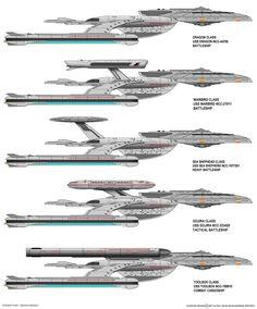 Starship Chart - Dragon Variants by SR71ABCD