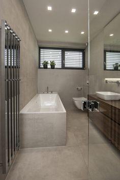 Červený Hrádek u Plzně - [AH]INTERIORS Corner Bathtub, Bathroom, Projects, Washroom, Full Bath, Bath, Bathrooms, Corner Tub