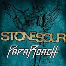 """Stone Sour e Papa Roach - Stone Sour e Papa Roach insieme per un'unica data nel nostro Paese nel mese di novembre.   Stone Sour, la band guidata da Corey Taylor e James Root di Slipknot, pubblicheranno il nuovo disco intitolato """"House Of Gold & Bones part.1"""" (si tratterà ..."""