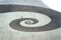 Land art - Jim Denevan