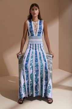 Roberto Cavalli Resort 2018 Collection Photos - Vogue#rexfabrics#purveyoroffinefabrics#cometousforfashion#passionforfabrics