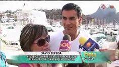 Risultati immagini per david zepeda y sandra echeverria