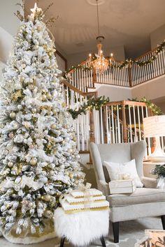 Home for the holidays blog tour-christmas decor