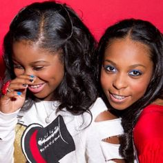 Take a look at this article on Black Celebrity Kids #ymcmprincesses #birdman5star # paparizziprincesses REGINAE AND BRIA ARE PAPARAZZI PRINCESSES
