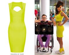 Naya Rivera, Glee season 6