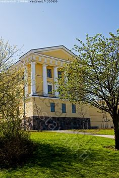 Helsinki, Finland, Places Ive Been, Summertime, Mansions, Architecture, House Styles, City, Building