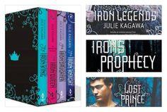 Iron King series