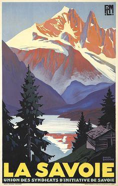 La Savoie. ca. 1930