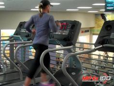 HIIT: In this week's FIT TIP, Nicole demonstrates High-intensity Interval Training on the treadmill. Burn more fat and calories, improve your endurance and work out in less time! Check out this video and try this workout the next time you're at the gym.