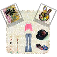 """hippiegal"" by birdeen on Polyvore"