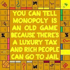 Gotta love Monopoly..