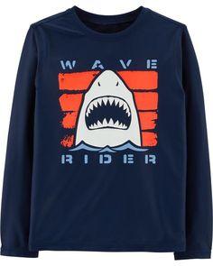 OshKosh Wave Rider Rashguard