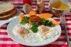 Яйца-пашот | Kurkuma project (Проект Куркума)