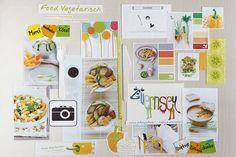 Food Vegetarisch Moodboard by Food Vegetarisch (EGruendemann), #bywbootcamp