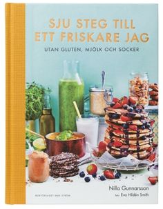 Seven ways for a healthier life without, gluten, sugar and milk A Food, Food And Drink, Raw Cheesecake, Sugar Free Baking, Nilla, Tasty, Yummy Food, Chapati, Banana Cream