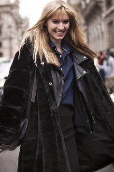 Fashion Week London – Die schönsten Street-Styles aus London – SI Style