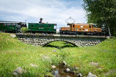 Photos / Vidéos - Swiss Vapeur Parc