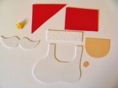 Porta cubiertos navideños - Dale Detalles Easy Christmas Ornaments, Simple Christmas, Christmas Crafts, Beautiful Christmas, Craft Fairs, Ideas Para, Plastic Cutting Board, Activities For Kids, Patches