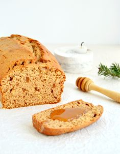 """Back to basics today with an old French classic: the famous spice cake """"pain d'épices"""", consisting of rye flour, honey and spices. 
