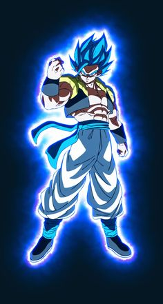 Dragon Ball Z Anime Wallpaper Dragon Ball Gt, Blue Dragon, Goku Ssj3, Goku E Vegeta, Dragon Ball Z Wall Stickers, Dragonball Z Wallpaper, Majin, Gogeta And Vegito, Anime Fight