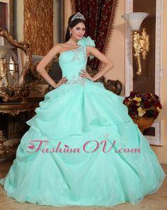 Organza Quinceanera Dress