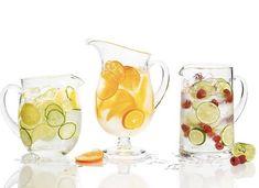 Água aromatizada - ótima alternativa para o verão!