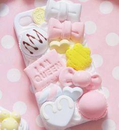 Sweet decoden phone case.