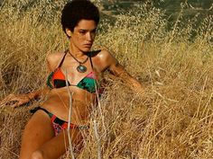 Channel your inner wild child with Jungle Gurl's swimsuit