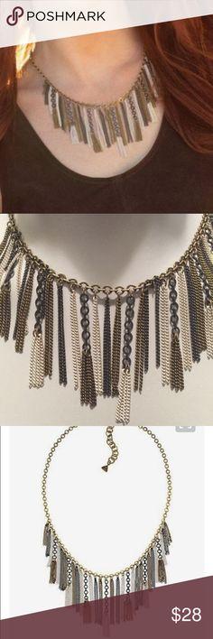Silpada Necklace Silpada Fringe Necklace Silpada Jewelry Necklaces
