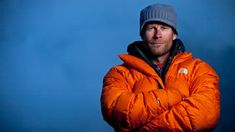 North Face athlete Conrad Anker, one of America's greatest adventurers and rock climbers, is attending the Red Rock Rendezvous this year Jimmy Chin, Midnight Sun, Sport Photography, Portrait Photography, Elba, Travel Deals, Climbers, Adulting, 5 Ways