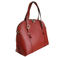 British made leather weekender bag for women by Steven Harkin - Anecdotes Design