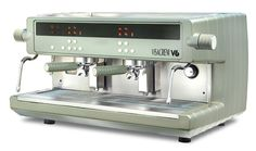 Designed by André Ricard, the V6 range of espresso machines are the culmination of over 50 years development of espresso technology.
