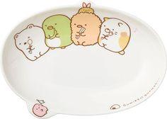 AmiAmi [Character & Hobby Shop] | Sumikko Gurashi - Pasta, Curry Plate(Back-order)